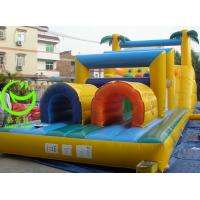 Quality Hot selling  inflatable obstacle course  with 24months warranty GT-OBS-0504 for sale