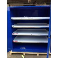 Quality Safety Corrosive Storage Cabinets , Grounding Flammable Cabinets For Acid Liquid for sale