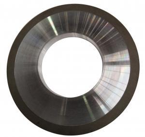 Quality Hole 305mm Diamond Grit Grinding Wheel , Vitrified Diamond Grinding Wheels for sale