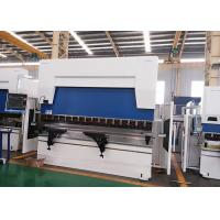 Quality Precision CNC Press Brake Machine 175 Ton / 4M Cnc Bending Machine 3 Years Warranty for sale