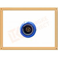 Quality 3 Pin Push Pull Female Circular Plastic Connectors M0 Shell Size for sale