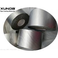 Quality Butyl Rubber Waterproof Sealing Self Adhesive Tape With Alu , PP Or PE Backing Materials for sale