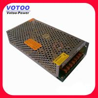 Quality DC 12V 200W Single Output Switching Power Supply 16A , CCTV Power Supply for sale