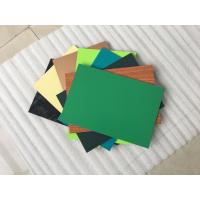 Quality Various Colors PVDF Aluminum Composite Panel Facade With Sound Insulation for sale