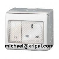 Quality Weatherproof power outlet for sale