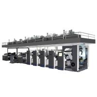 Quality Frame Coating Digital Flexo Printing Machine 150 M / Min For Medical Package FM-YL1100 for sale