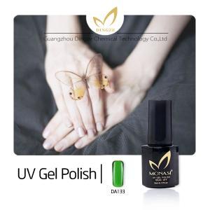 Buy cheap New 5ml UV Gel Nail Polish/ 3 in 1 gel polish nail art uv nail gel from wholesalers