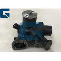 Quality Auto 6D22T Excavator Water Pump MITSUBISHI ME995716  Spare Parts for sale