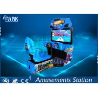 Quality dynamic Boat arcade luxurious driving car simulator racing car game machine for sale