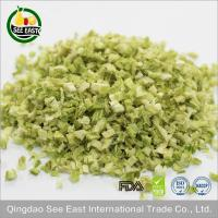 China Sample free soup ingredient dry food freeze dried celery on sale