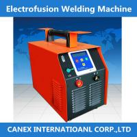 China electrofusion welding machine,electrofusion welder PE fitting Electro fusion welding Machi on sale