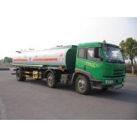 China 182HP FAW 6x2 22cbm (5,548 US Gallon) Carbon Steel Fuel Oil Storage Tank on sale