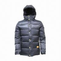 Quality Unisex Down Jacket, Warm in Cold Weather, Winter Jacket, Men's Down Jacket, Waterproof, Breathable for sale