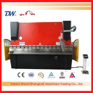 Quality cnc controller press brake , automatic press brake machine for sale