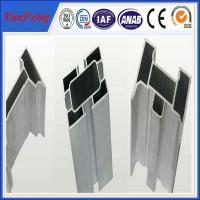 Quality Hot! aluminium 6063 extrusion manufacture OEM supply aluminum extrusion industria for sale
