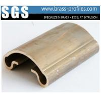 Quality Timeless Solid Architectural Metal Brass Handrails and Railings for sale