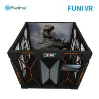 Buy cheap Arcade Laser Shooting Simulator , 3 Games Shooting Simulation System from wholesalers