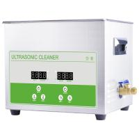 Quality Digital Surgical And Dental Laboratory Ultrasonic Cleaner Instruments Bath Sonicator 30L 500W 40KHZ for sale