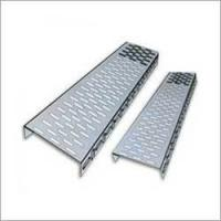 Quality Pre galvanized Anti - corrosion Stainless Steel SS304 ladder perforated cable tray for sale