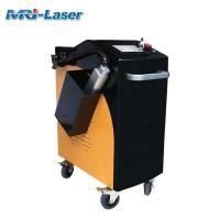 Quality New 150W Fiber Laser Cleaning Machine For Container / Bottle Cleaning for sale
