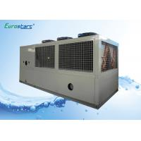 Quality Free Standing R407C Monobloc Air Cooled Packaged Chiller 311KW Cooling Capacity for sale