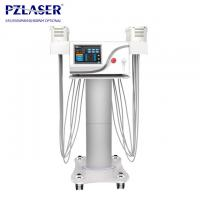 Portable Diode Laser Weight Loss Machine Liposuction Cavitation Machine for sale