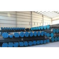 Quality Beveled End ASTM A53 / A106 Gr.B Seamless Carbon Steel Pipe / Tube , 1mm - 55mm for sale