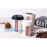 China Disposable paper cup with handle wholesale,FACTORY PRICE, CHEAPpe coated disposable single wall paper cup 8oz coffee cup on sale