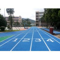 China Eco Friendly EPDM Rubber Granules Impact - Resistant For Sports Runway on sale