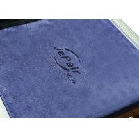 Quality Strong Toughness Micro Cloths For Cleaning , Sole Cleaner Microfiber Dust Cloths for sale