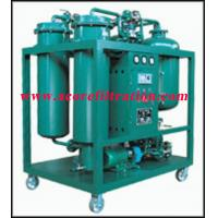 Quality Vacuum Thermojet Turbine Lube Oil Purifier for sale