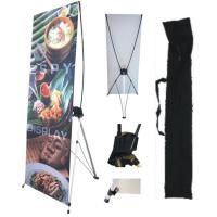 Quality Outdoor Advertising Display X Banner double-sided Water proof Feature for sale