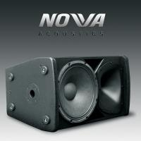 12 Inch Full Professional DJ Sound System Rental For Conference , 600x350x382mm for sale