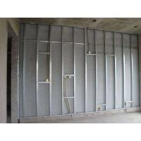Non Toxic Fiber Cement Board And Batten Siding For Interior Partition Moisture Proof for sale