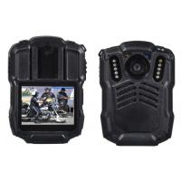 Quality Newest long distance 33 Megapixel 1080P FULL HD 4G GPS wifi police body camera for sale