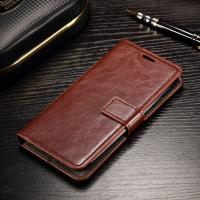 Quality Alcatel PIXI 4 Cell Phone Leather Wallet Case 5 Inch Handmade Multi Colors for sale