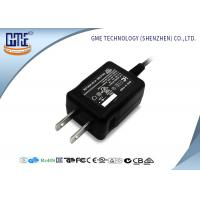 Quality UL / CUL / FCC / PSE ac dc wall adapter , wall plug adapter 6V 2A for sale