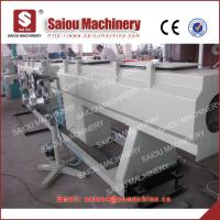 Buy PVC PIPE Extruding Machine plastic pipe making machinery China manufacture at wholesale prices