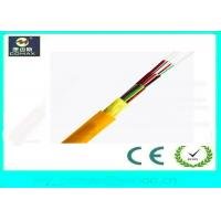 Quality 12 Core Distribution Indoor Fiber Optic Cable With Corning Fiber / LSZH Jacket for sale