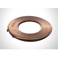 "Quality 5/8"" Copper Refrigeration Tubing  Soft Annealed Pancake Copper Pipe Coil for sale"