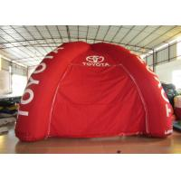 Quality Dome Camping Inflatable Event Tent  7 X 3.5m Light Weight Enviroment - Friendly for sale