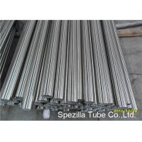Quality Annealed Stainless Steel Tubing ASTM A213 TP316 Seamless Round Tube Heat Exchanger for sale