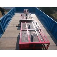 Quality High Cr White Iron Castings Chute Liner Boltless For Mining Industry for sale