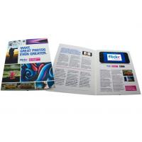 Quality 7 Inch TFT LCD Video Card Video Greeting Card Video Brochure For Promotion for sale