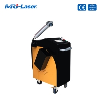 Quality 100W Laser Metal Cleaner Electric Handheld Laser Rust Removal Tool for sale