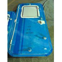 Quality Customized Stainless Stee / Aluminum Marine Access Doors / Weathertight Door With Window for sale