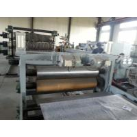 Quality One - Layer Smooth PE / PP Sheet Extrusion Machine For Plastic Plate Plastic Sheet Machine for sale