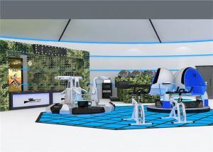 Quality Customization VR Park Rides DPVR E3 9D Virtual Reality Machine for sale