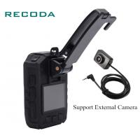 Buy cheap Anti Shock Police Body Worn Camera , Night Vision Body Camera 1296P 11 Hrs from wholesalers