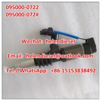 Quality DENSO Original /New Injector 095000-072# / 095000-0721/ 095000-0722 MITSUBISHI 6M60T for sale